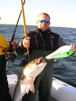 4 for Sandy hook fishing report