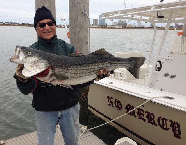 New jersey fishing photos for Brigantine fishing report