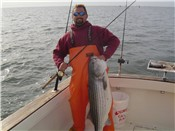 New jersey fishing reports for Cape may fishing report