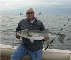 New jersey fishing reports for Sandy hook fishing report